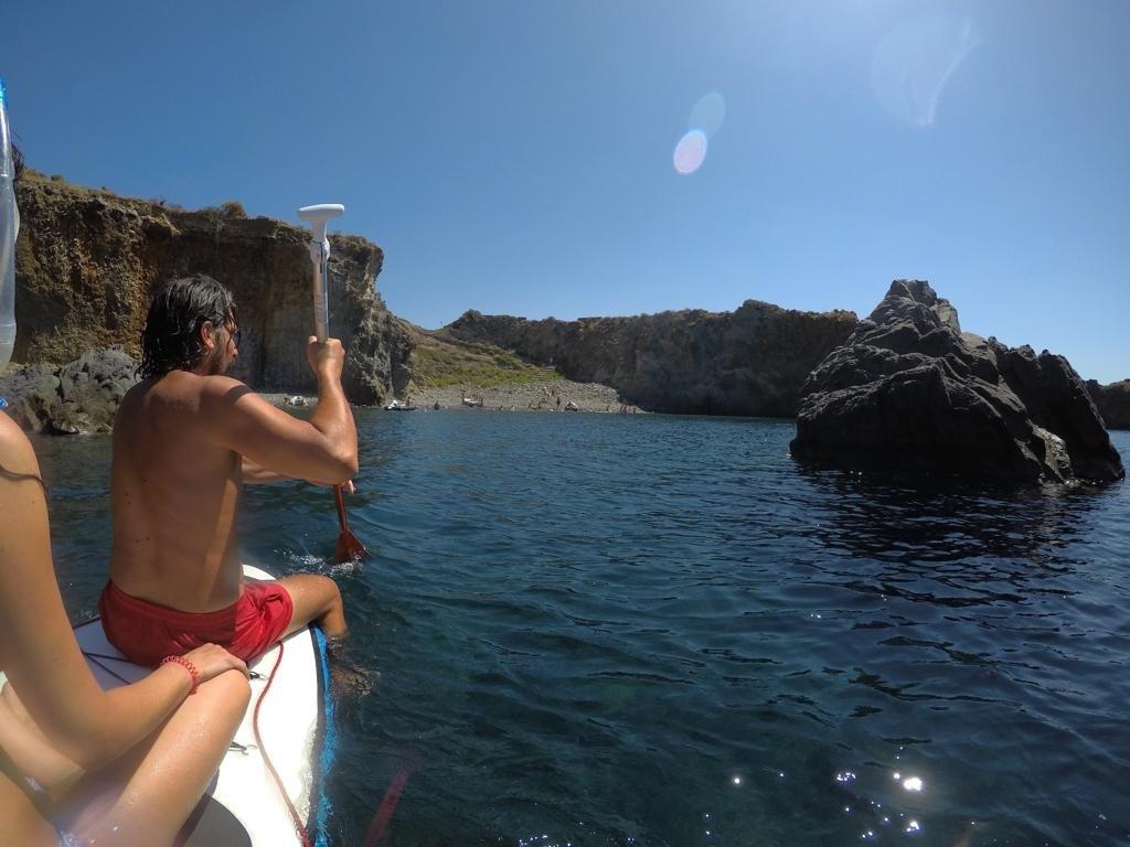 Cala Junco in barca a vela Riserva protetta